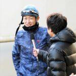 武幸四郎 引退レースは阪神12Rメイショウオオカゼ。阪急杯はカオスモス騎乗。