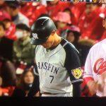 プロ野球開幕 | 阪神-広島 速報・結果。糸井がタイムリー2本。高山・上本の1、2番が機能。